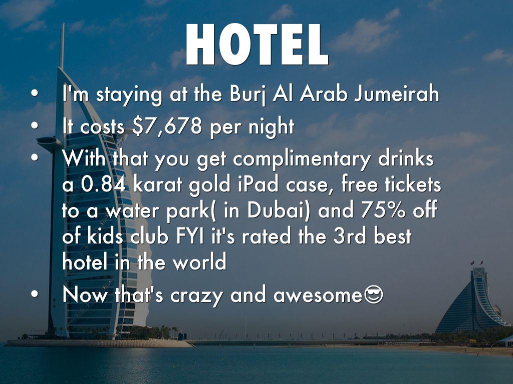 Dubai by john vasiliadis for Burj al arab per night