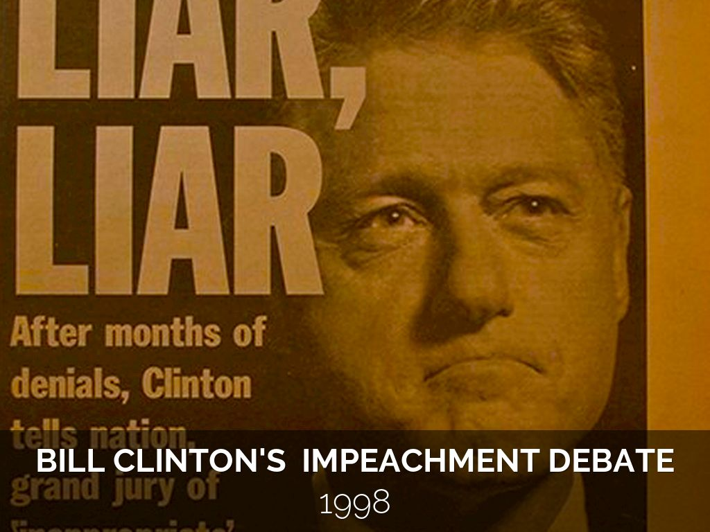 clinton impeachment Scandalous - a riveting, up-close look at the clinton scandals of the 1990s - will premiere on sunday night at 8:00pm et on fox news channel in the first seven-episode installment of the documentary-style series, viewers will be taken inside the events that enveloped washington, dc, and ultimately led to the impeachment.