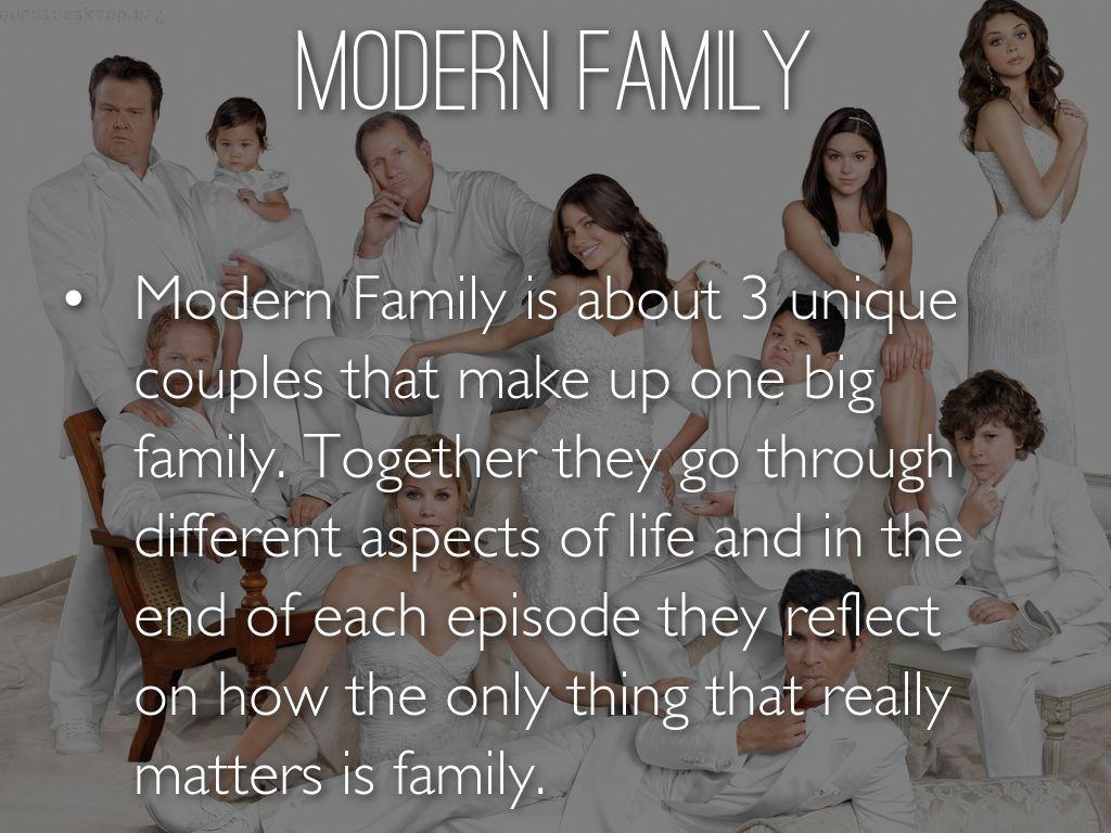Modern Family by katkoval