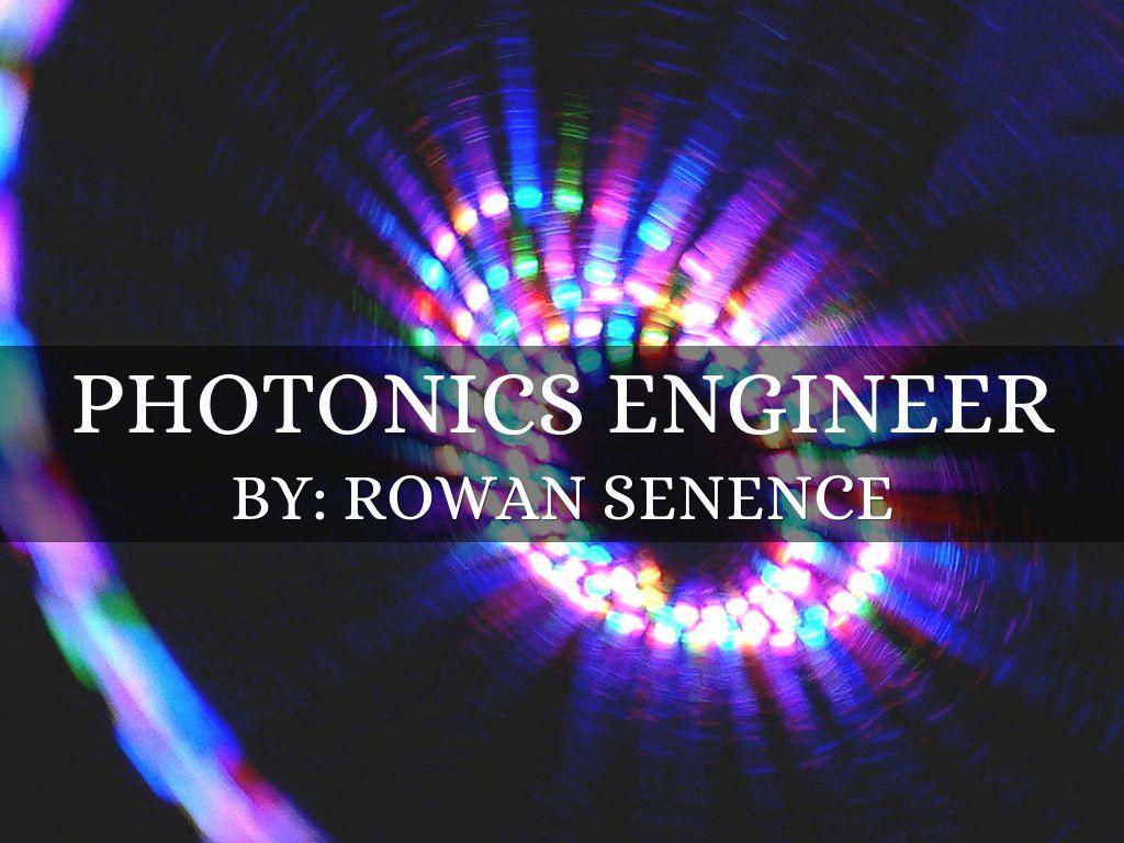 Photonics Engineer