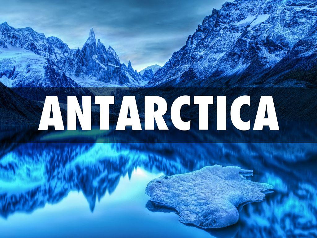 antarctica self