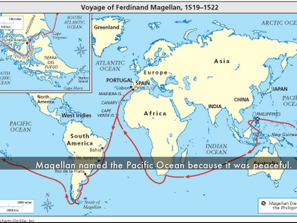 the importance of magellans explorations The age of exploration was one of the most important times in the the first expedition to circle the globe was led by portuguese explorer ferdinand magellan.