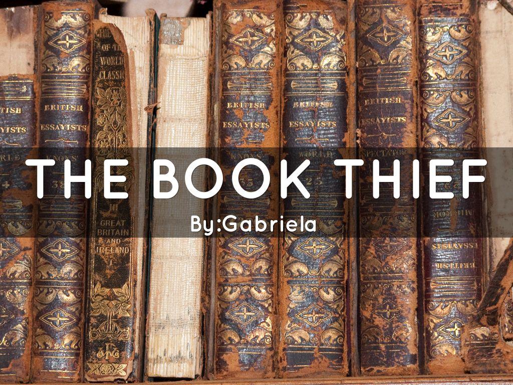 the book thief alphabet by gabyosofor
