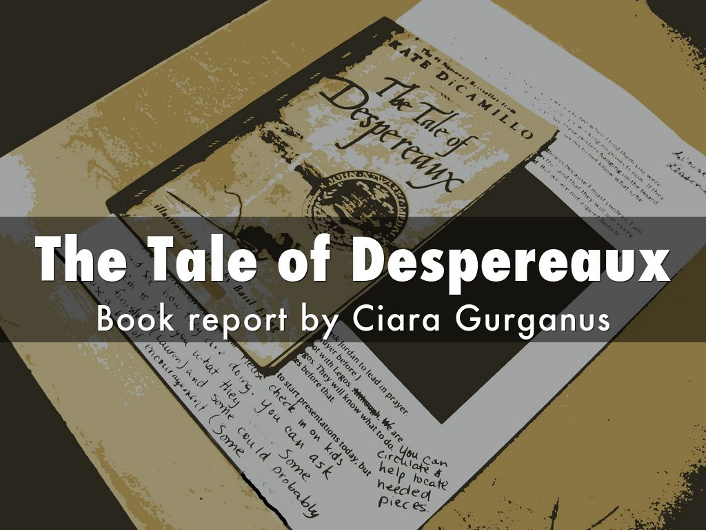 the tale of despereaux Information page about 'the tale of despereaux' (starring matthew broderick,  dustin hoffman, emma watson and more) on american netflix :: from maft's.