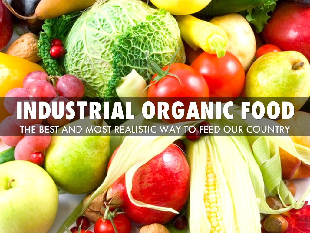 organic vs industrial food Organic food can travel thousands of miles before reaching your dinner plate  sustainable vs industrial  food/ag geekout moment: factory farm pop culture showdown.