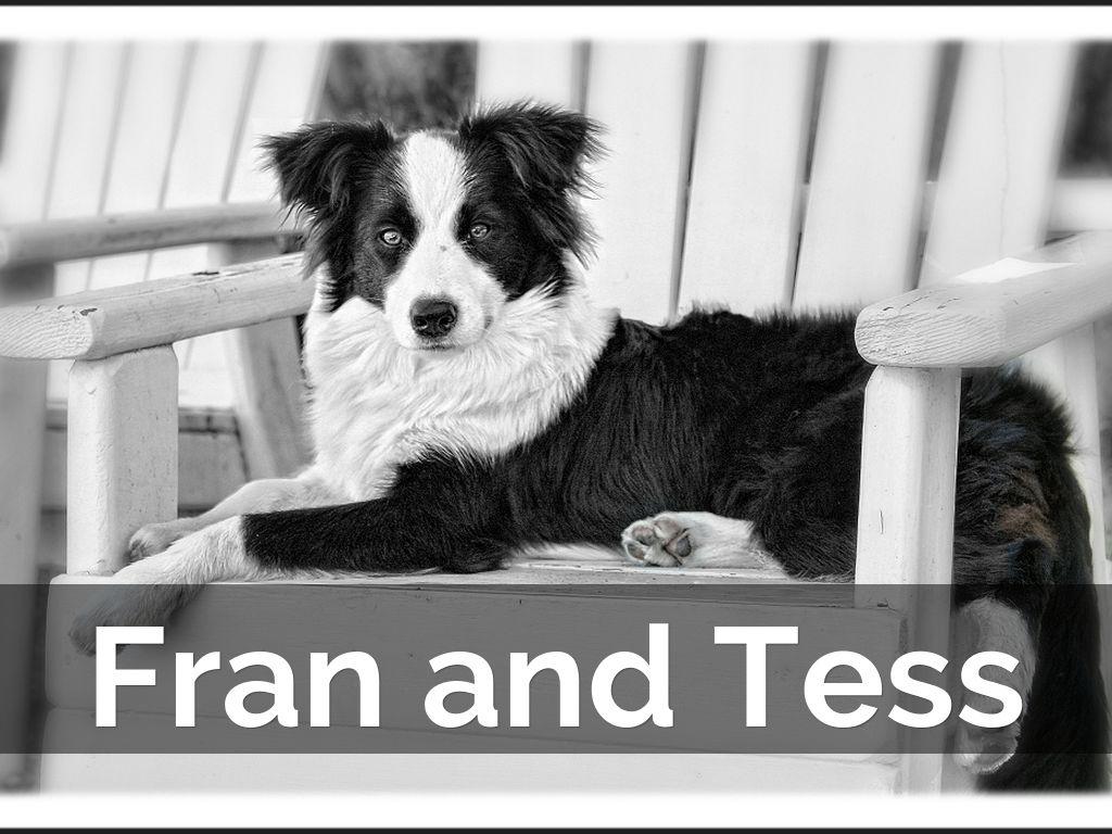 Fran and Tess