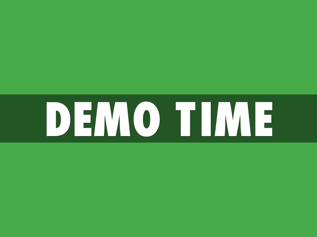 demo time by emmett mccann