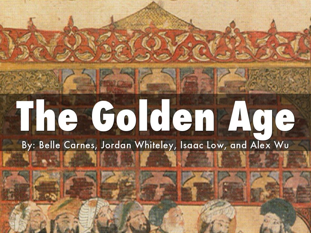 The Golden Age-The Abbasid Dynasty by Alex Wu