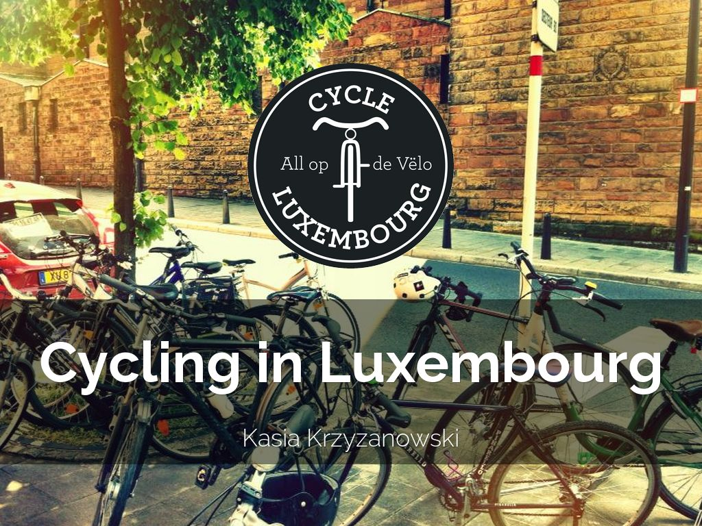 Cycling in Luxembourg