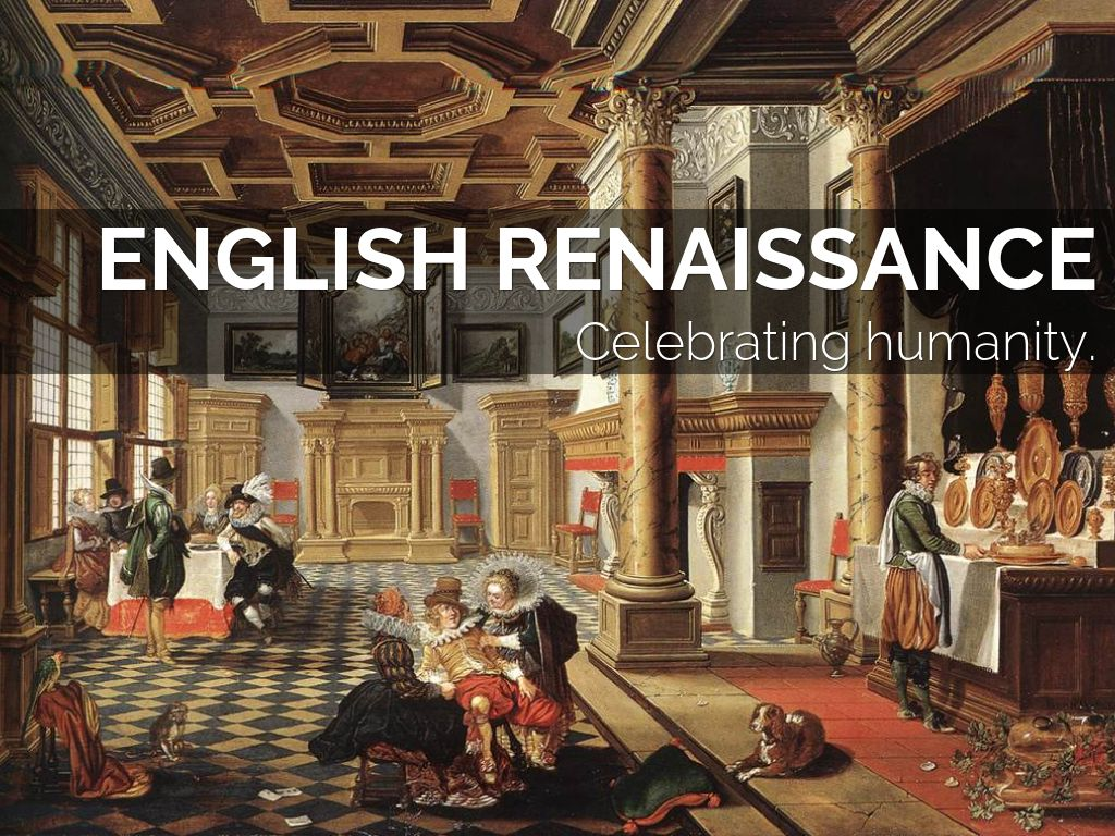 architecture of the english renaissance history essay The english reception of renaissance and the architecture of inigo jones as we established in our previous article, england continued to favor and develop its own gothic style well into the 16th century and showed little interest in the developments made on the continent.