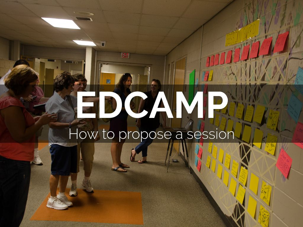 Edcamp Sessions Building