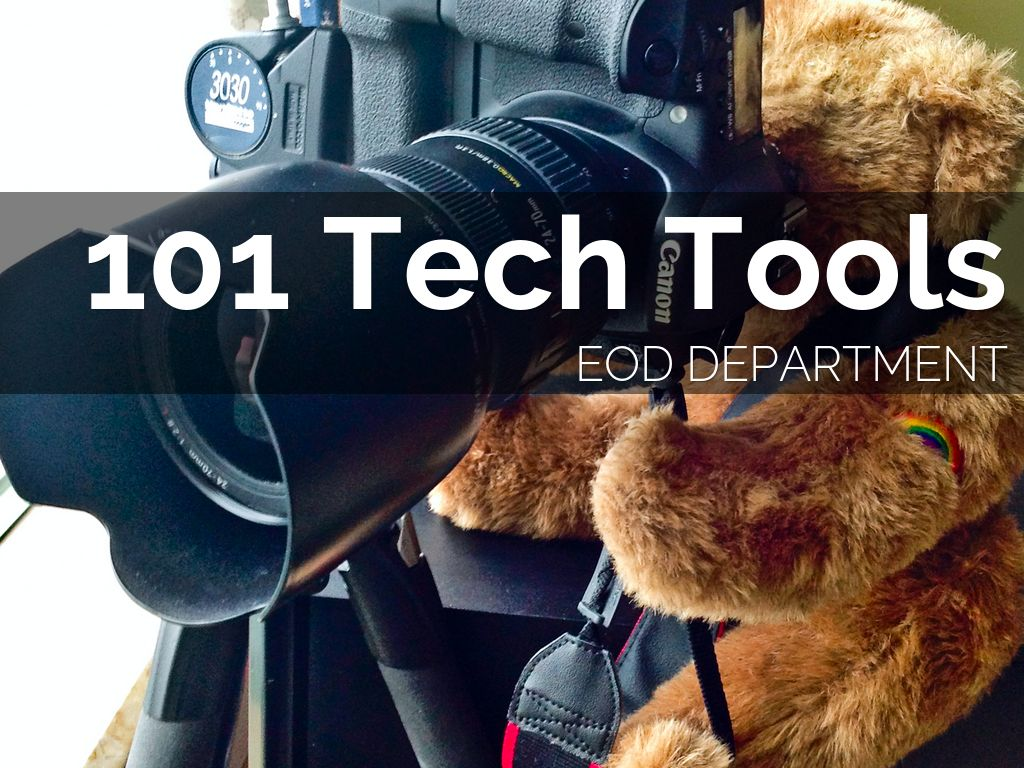 Sara's Copy of Tech Tools