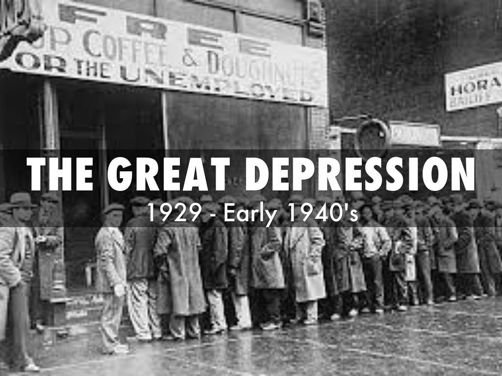 a brief history of the great depression in the united states one of the worst and longest economic c Chapter 23 the great depression 1 in the face of the worsening global economic crisis, the united states was one of the worst in the nation, at a 40.