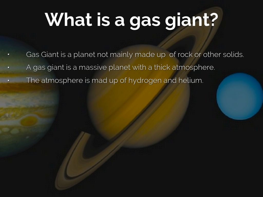 all four gas giants - photo #36