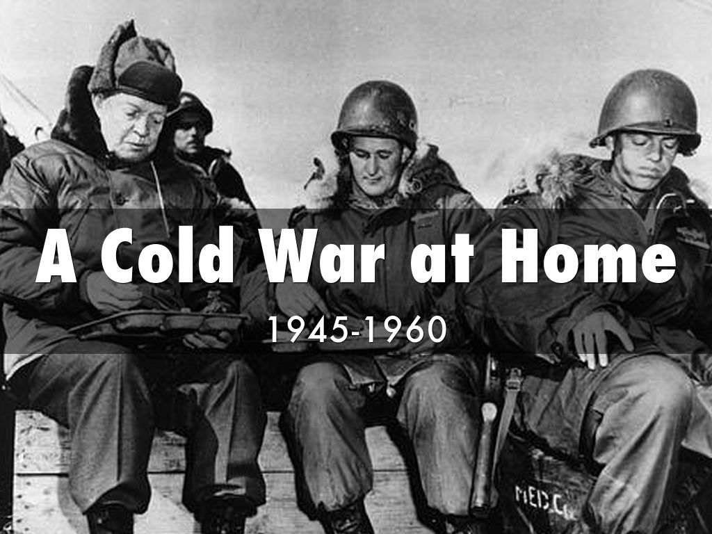 A Cold War At Home By Michael T Perry