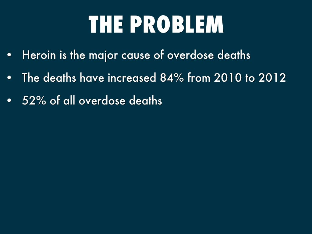 the heroin epidemic Heroin, also known as diamorphine among other names, is an opioid most commonly used as a recreational drug for its euphoric effects medically it is used in several .