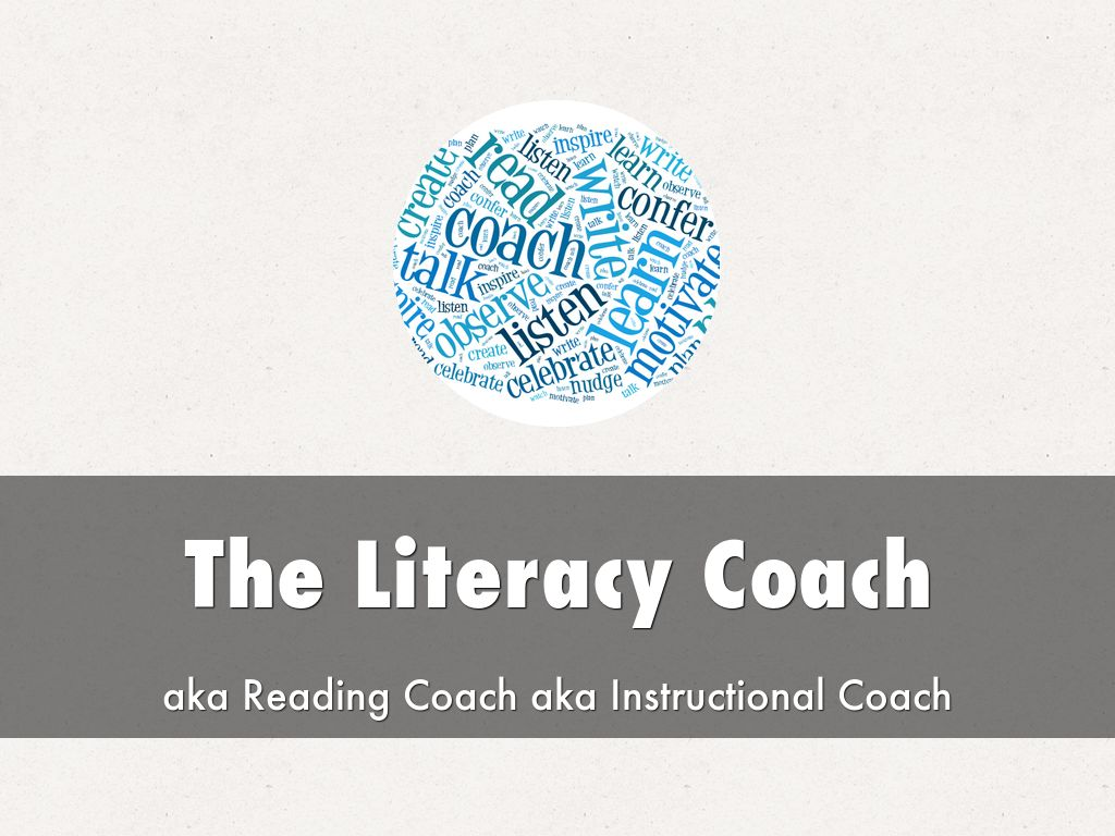 Reading Specialist / Literacy Coach by sarahthamyuensan