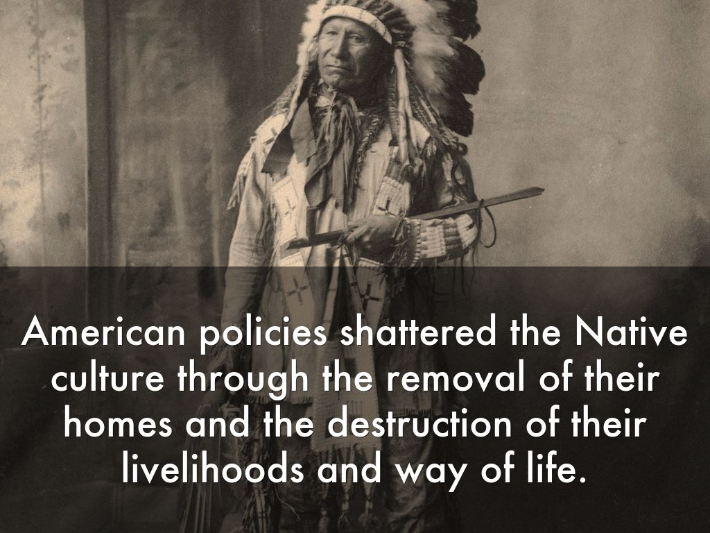 native american cultural assimilation Native americans and the federal government in theory, this recognised the success of the assimilation policy, but the reality was different successfully encouraged a renewed respect for native american culture and traditions.