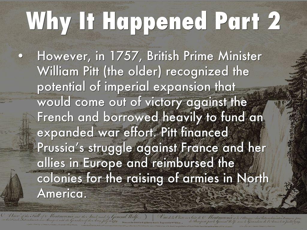 william pitt seven years war