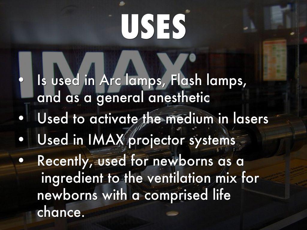 Neon Light Bulbs >> Scandium & Xenon by Ethan Self