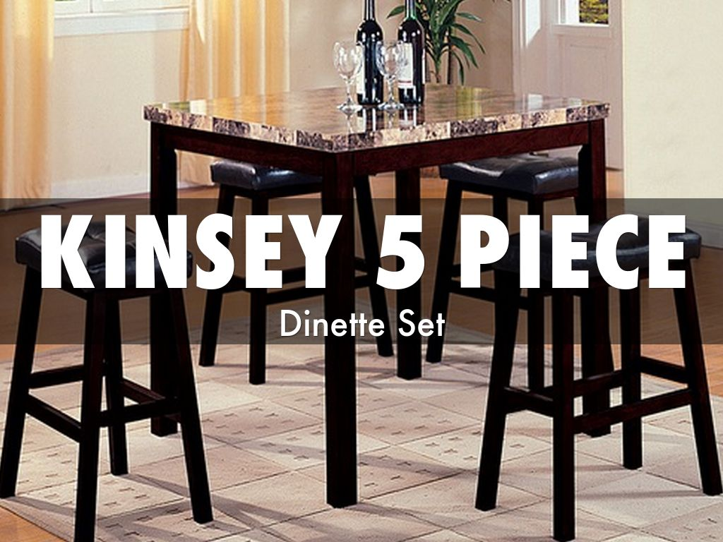 Shane 3 Piece. Dining Set