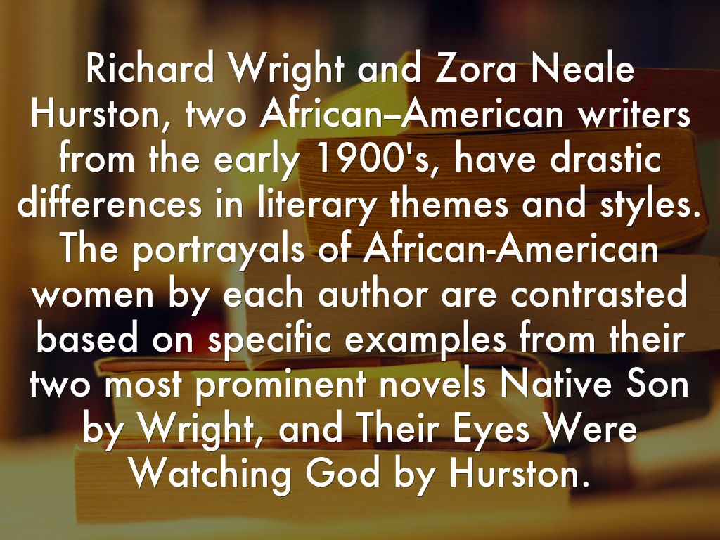 the theme of racism in native son by richard wright Two nights after nine black men and women were massacred in a church in charleston, sc, a leading chicago jazz musician took on a landmark novel that unflinchingly confronted racism in america: richard wright's native son.