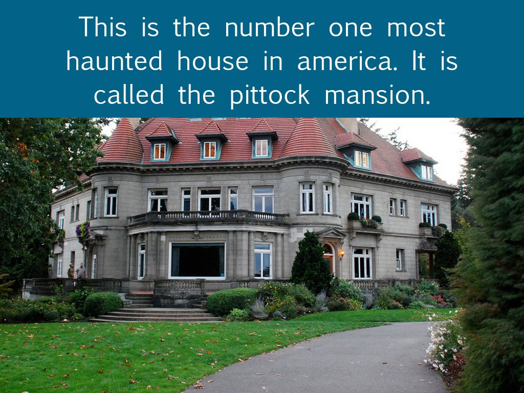 Top 10 Most Haunted Houses In America By Lulu Schaffert