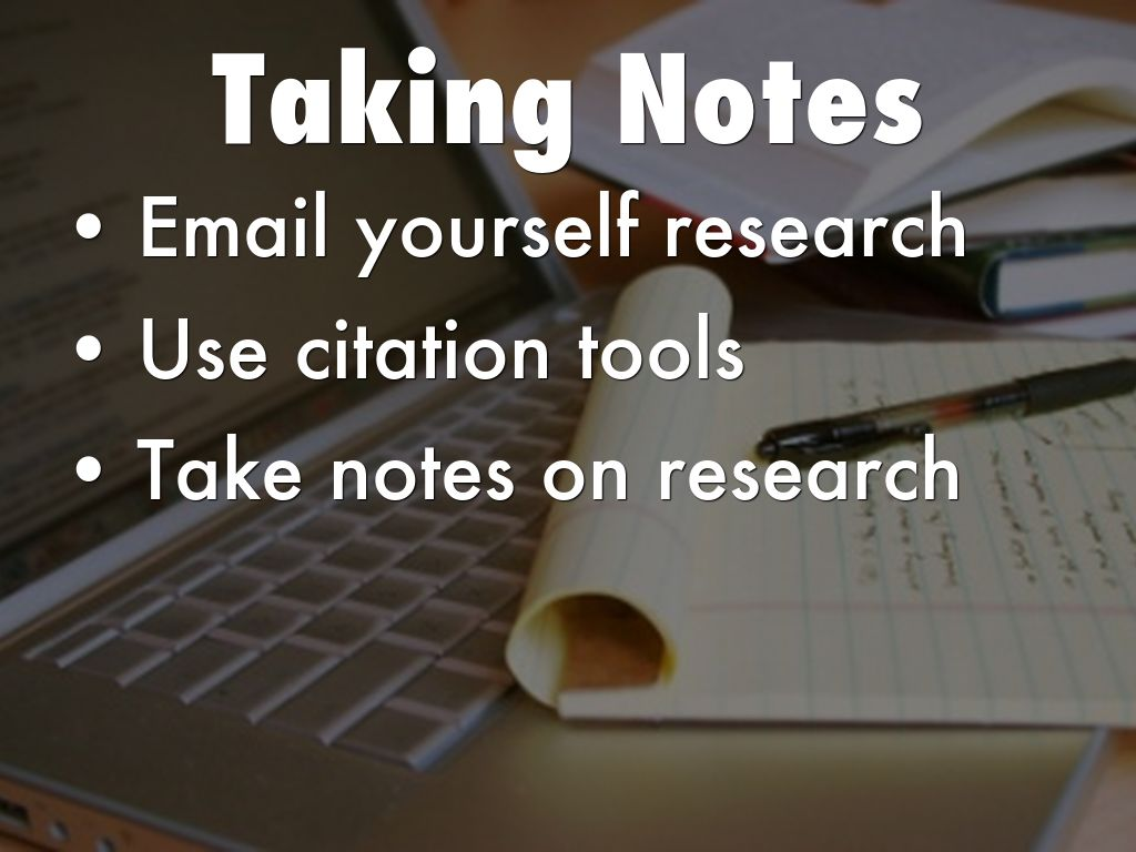 how to take notes for a research paper Writing series organizing research with note cards the note card system can be very useful when it comes to organizing information for a term paper or even a short two or three page paper.