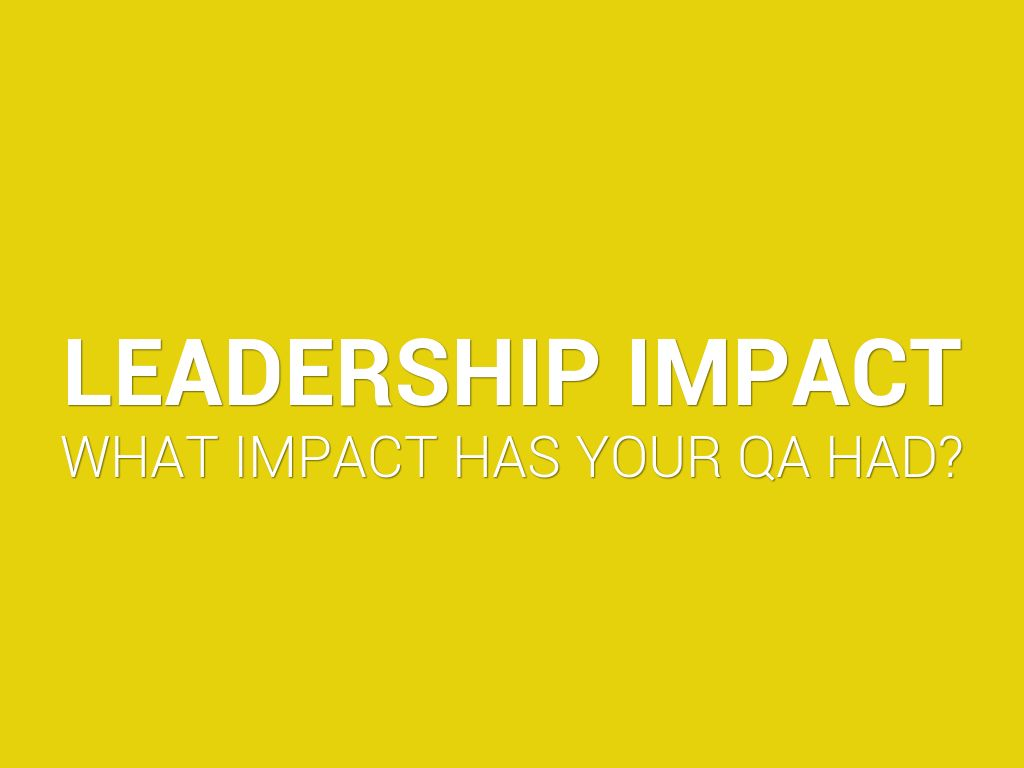leadership impact At impact strategies, we take great pride in all that we do for our clients, and we know that it is the people of impact who make all the difference, beginning with the leadership team.