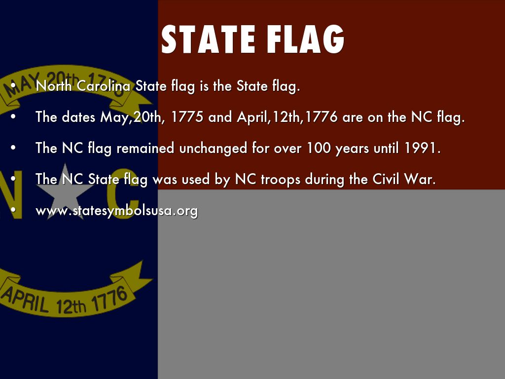 State Symbols By Jada Coley