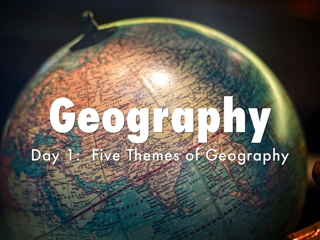 Copy of Geography 1