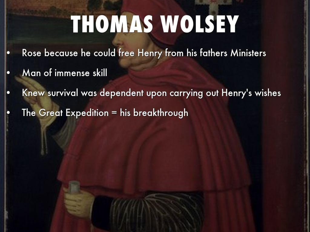 thomas wolsey notes Arms of thomas wolsey notes cardinal wolsey's arms were granted to him by the college of arms in 1525 they are now used by christ church, oxford.