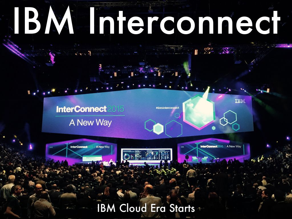 IBM Interconnect