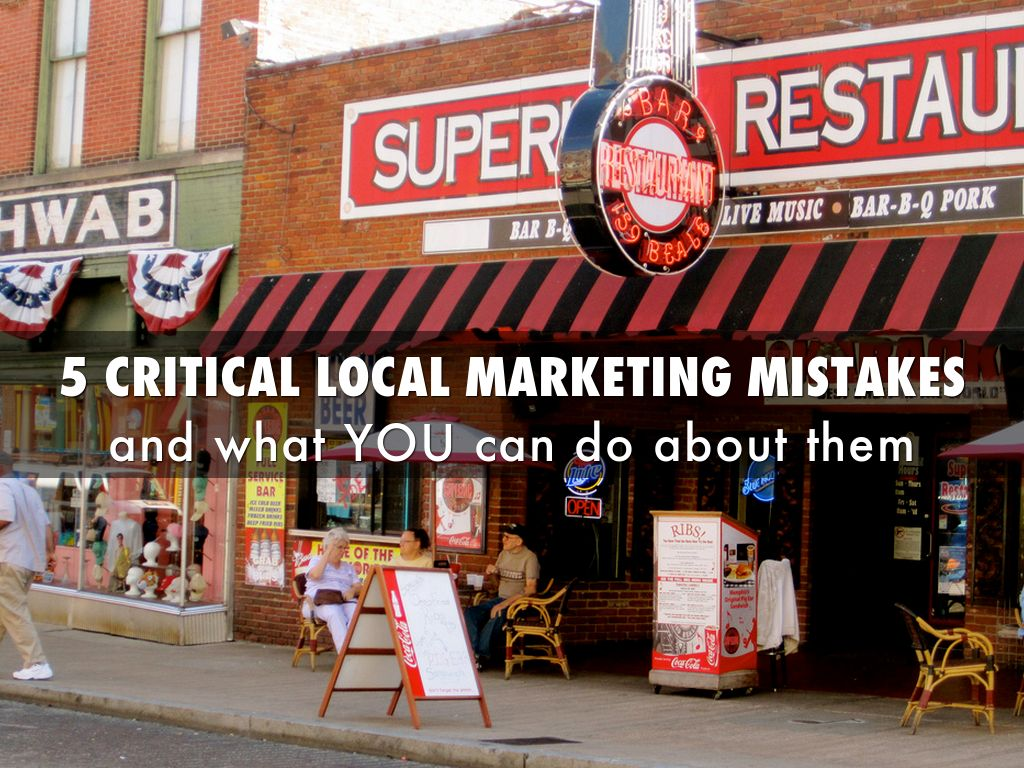 How to Rock Local Marketing
