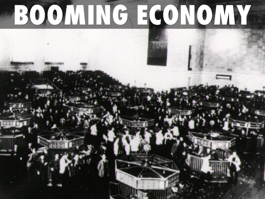 the economy of the roaring twenties The 1920's: backwards planning activities  • how did economic policies during the 1920s lead to the great depression 1 learning experiences and instruction.