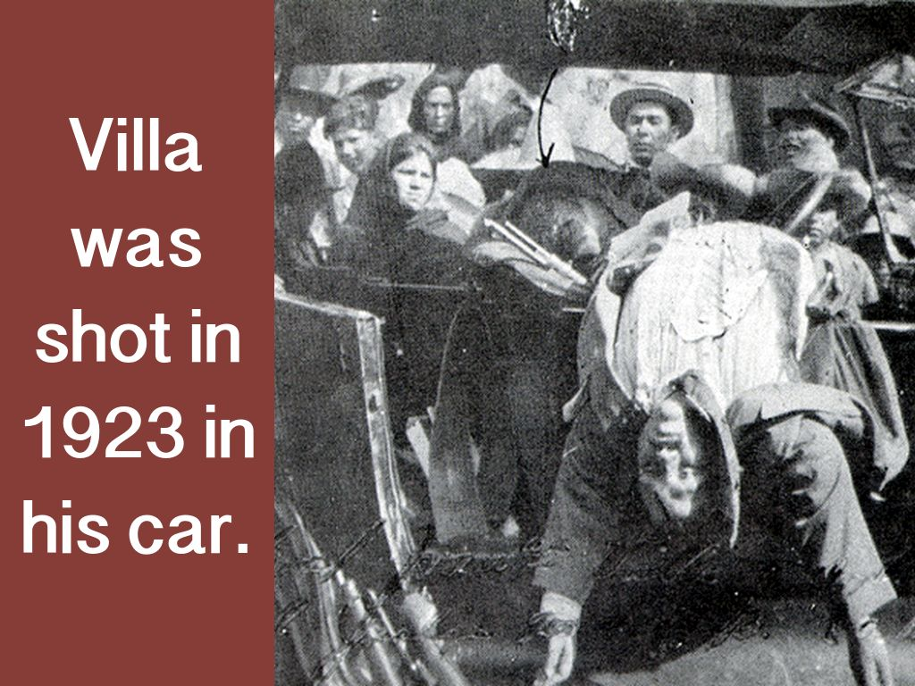 Pancho Villa About Education