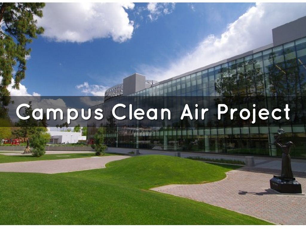 Campus Clean Air Project