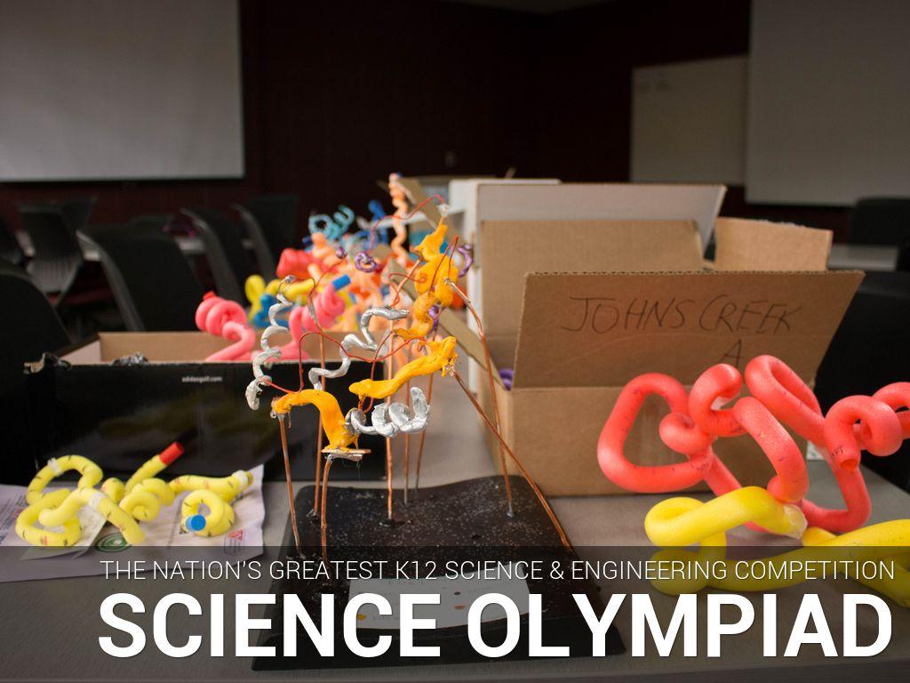 SCIENCE Olympiad by martha.milam