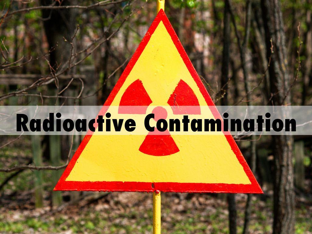 radioactive contamination by yumnia