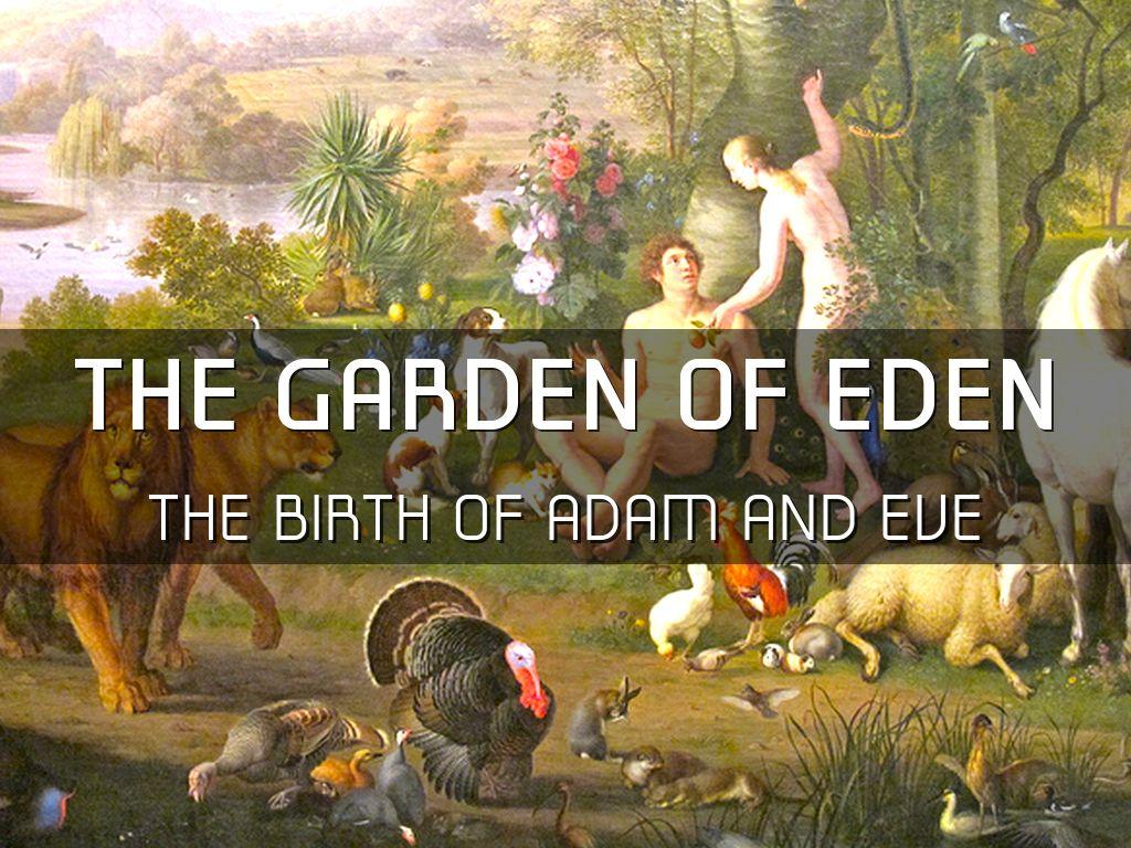 The Garden of Eden by Ryan Vu