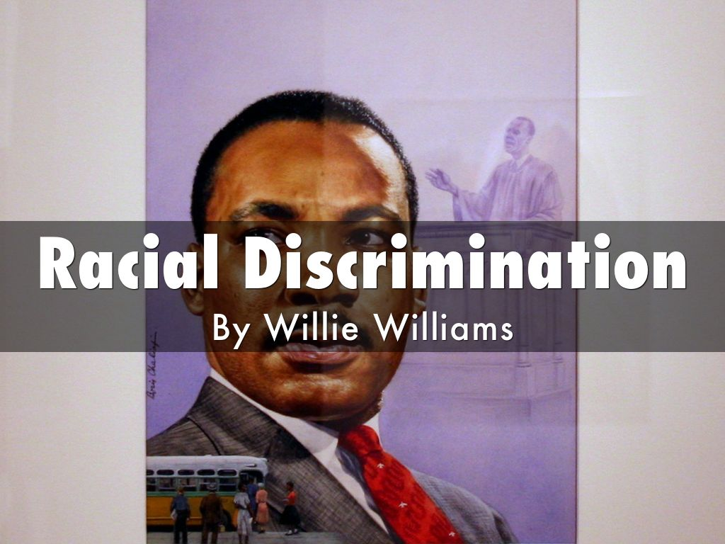 racial discrimination in the 60s Racism and discrimination are prevalent throughout the us, although they can be felt most strongly in conservative regions of the country like the south and midwest, as well as in small towns and rural areas the groups that are most often discriminated against are african americans, hispanics, and .