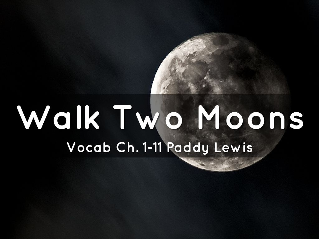 walk two moons Embed (for wordpresscom hosted blogs and archiveorg item  tags.