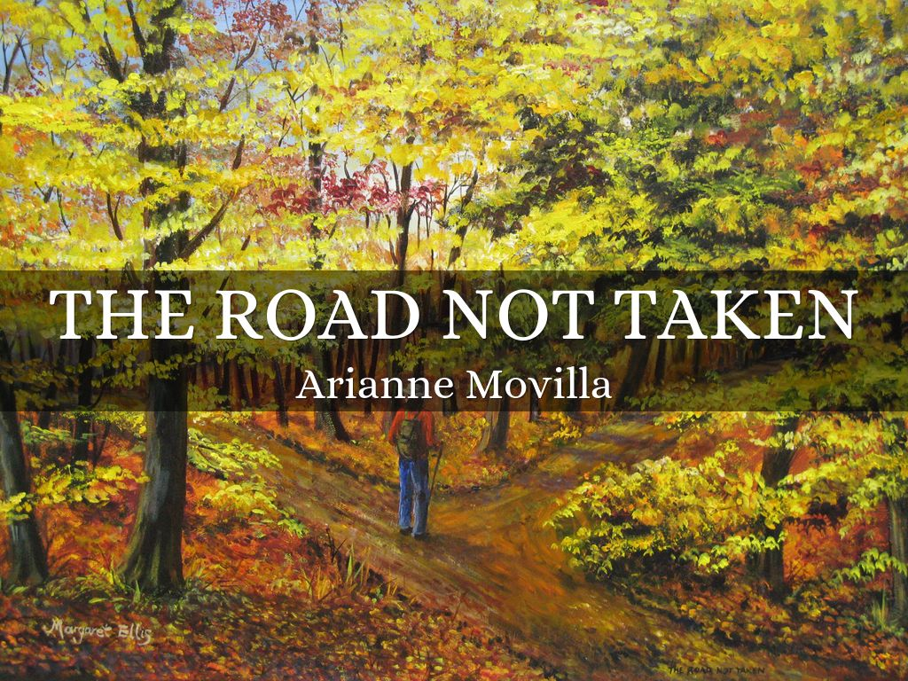 """the road not taken A summary of """"the road not taken"""" in robert frost's frost's early poems learn exactly what happened in this chapter."""