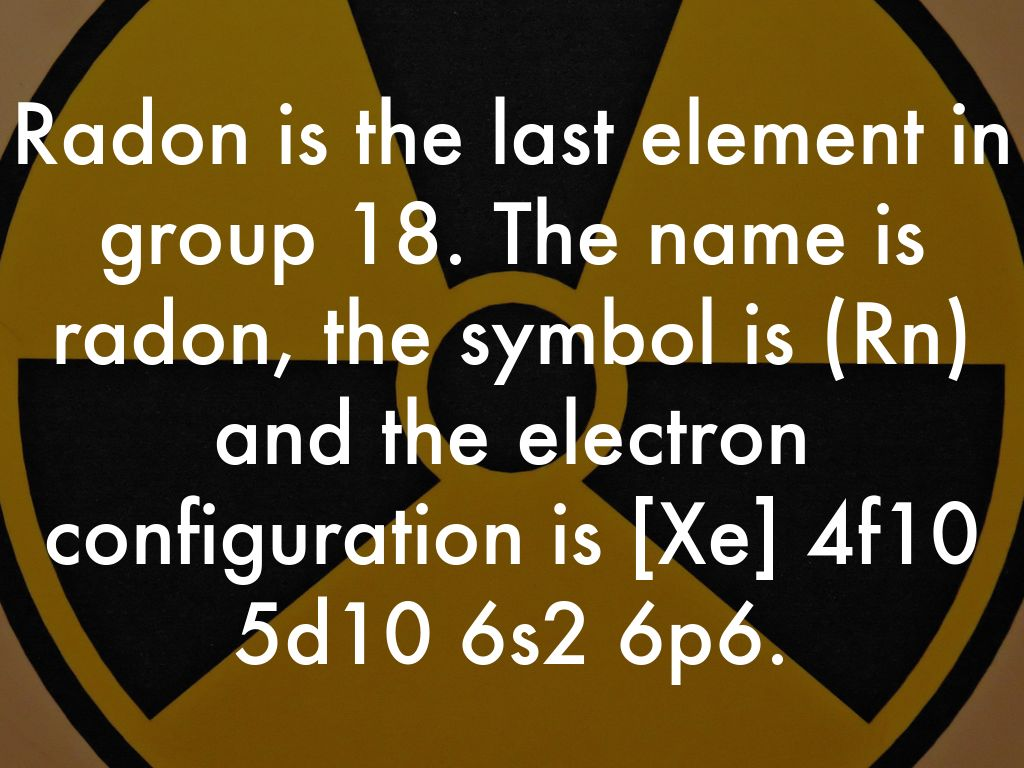 Noble gases by araceli melgoza xenon is the fifth element in group 18 the name is xenon the symbol is xe and the electron configuration is kr 4d10 5s2 5p6 buycottarizona