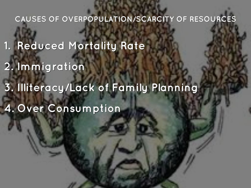 overpopulation is bad but over consumption Human overpopulation: still an issue of concern the jury is still out as to whether the growth of human population is a positive factor or a dominant ill that could.