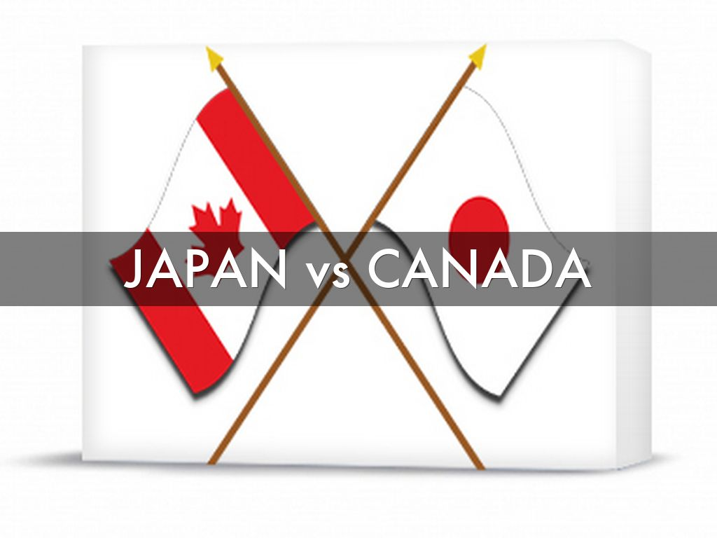 hofstede canada vs japan Hofstede et al, 2012) role differences and discrimination in the following lines, we intent to highlight that role differences should not be.