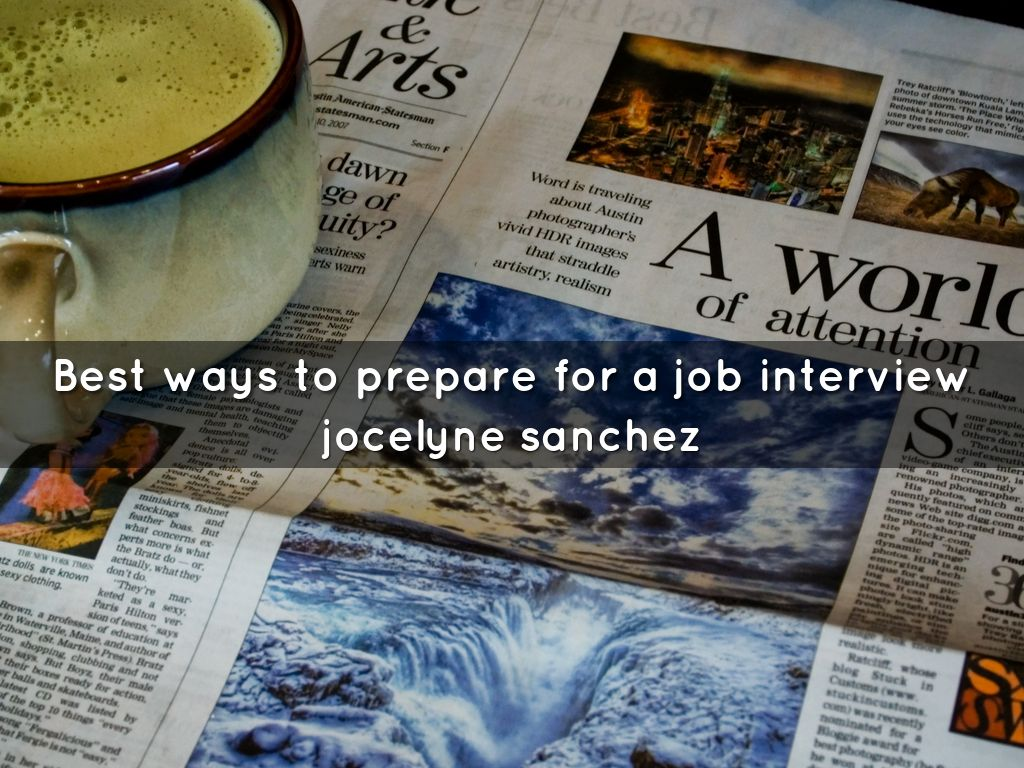 how to prepare for a video interview job interviews