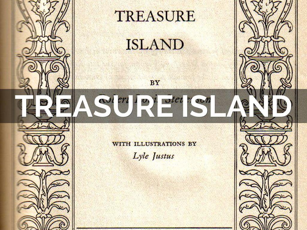 Themes In Treasure Island Book