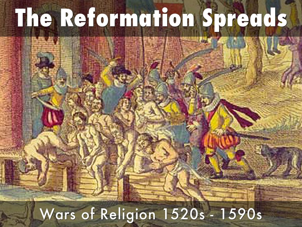 the reformation of the european religion The protestant reformation impacted religion, philosophy, politics and economics worldwide the dramatic effects of the reformation can still be felt.