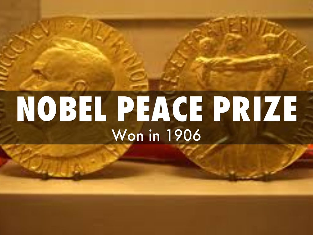 Image result for theodore roosevelt nobel peace prize